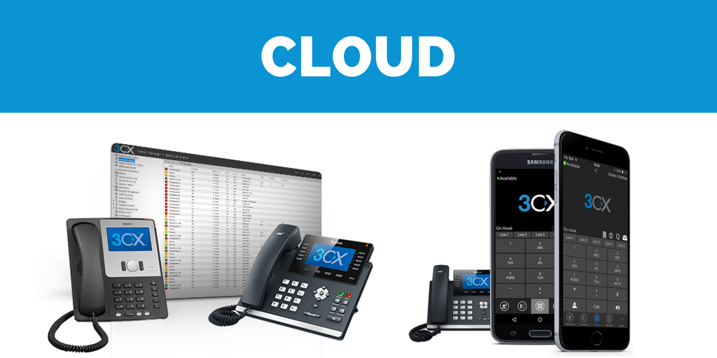 Your Business Phone System: On-Premise, Hosted or Cloud? You
