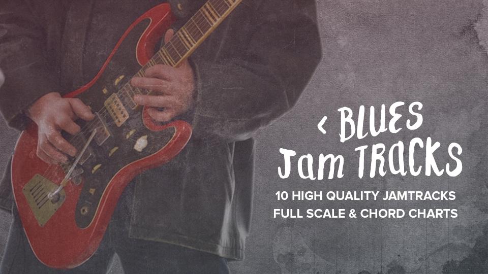 Blues Jam Tracks | Guitar Playback