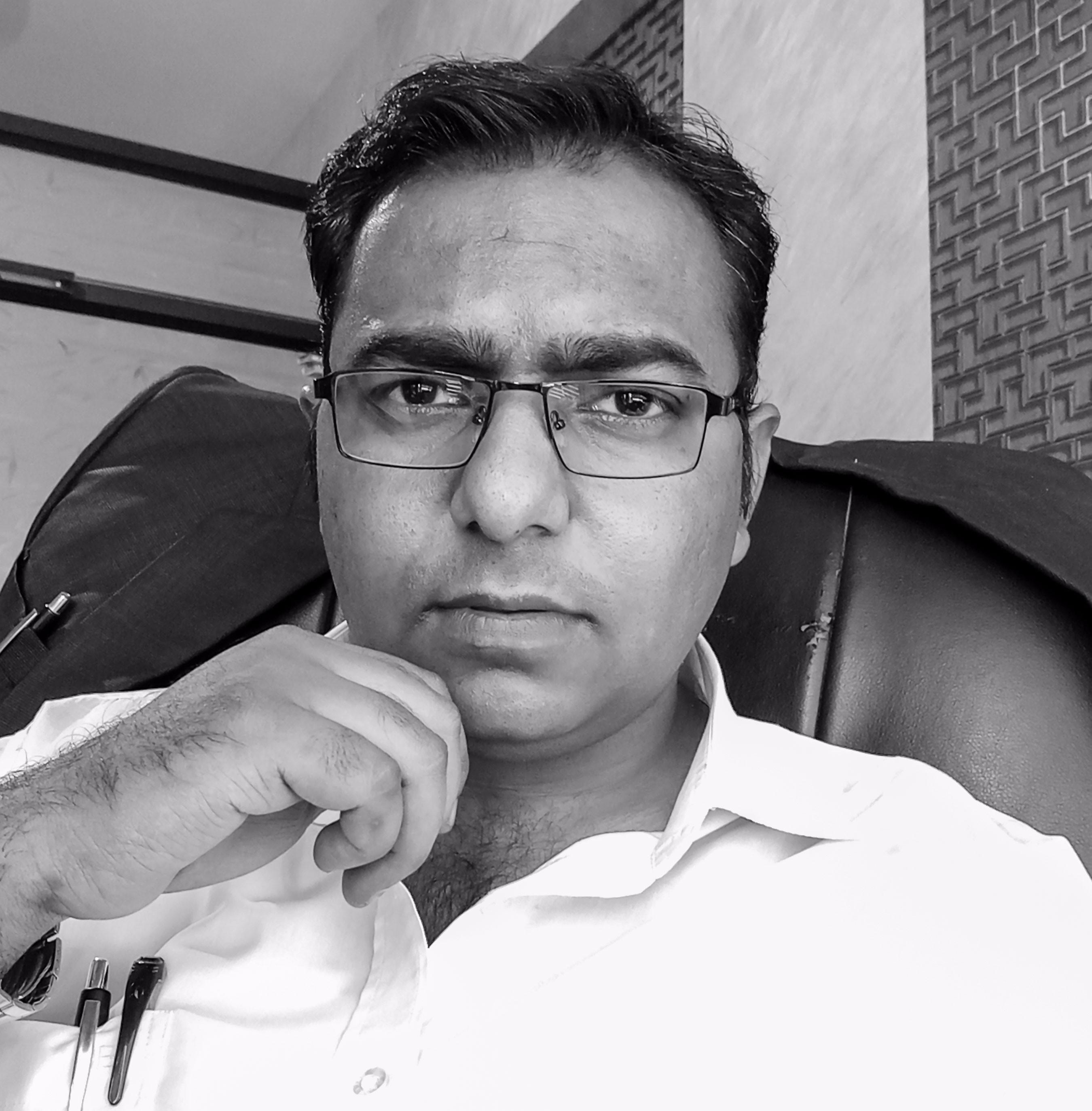 Harsh Vardhan Roy