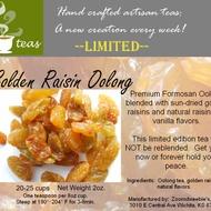 Golden Raisin Oolong *Limited* from 52teas