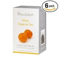 White Tangerine from Revolution Tea