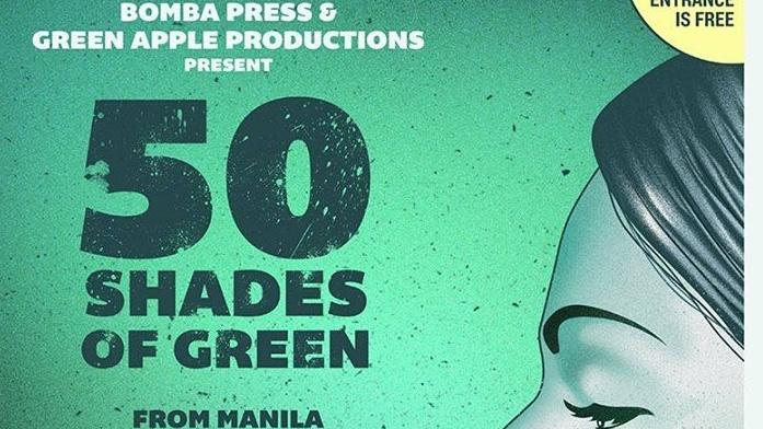 Fifty Shades of Green: Green Apple in Cebu