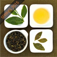 Organic Four Seasons Oolong Tea, Lot 415 from Taiwan Tea Crafts