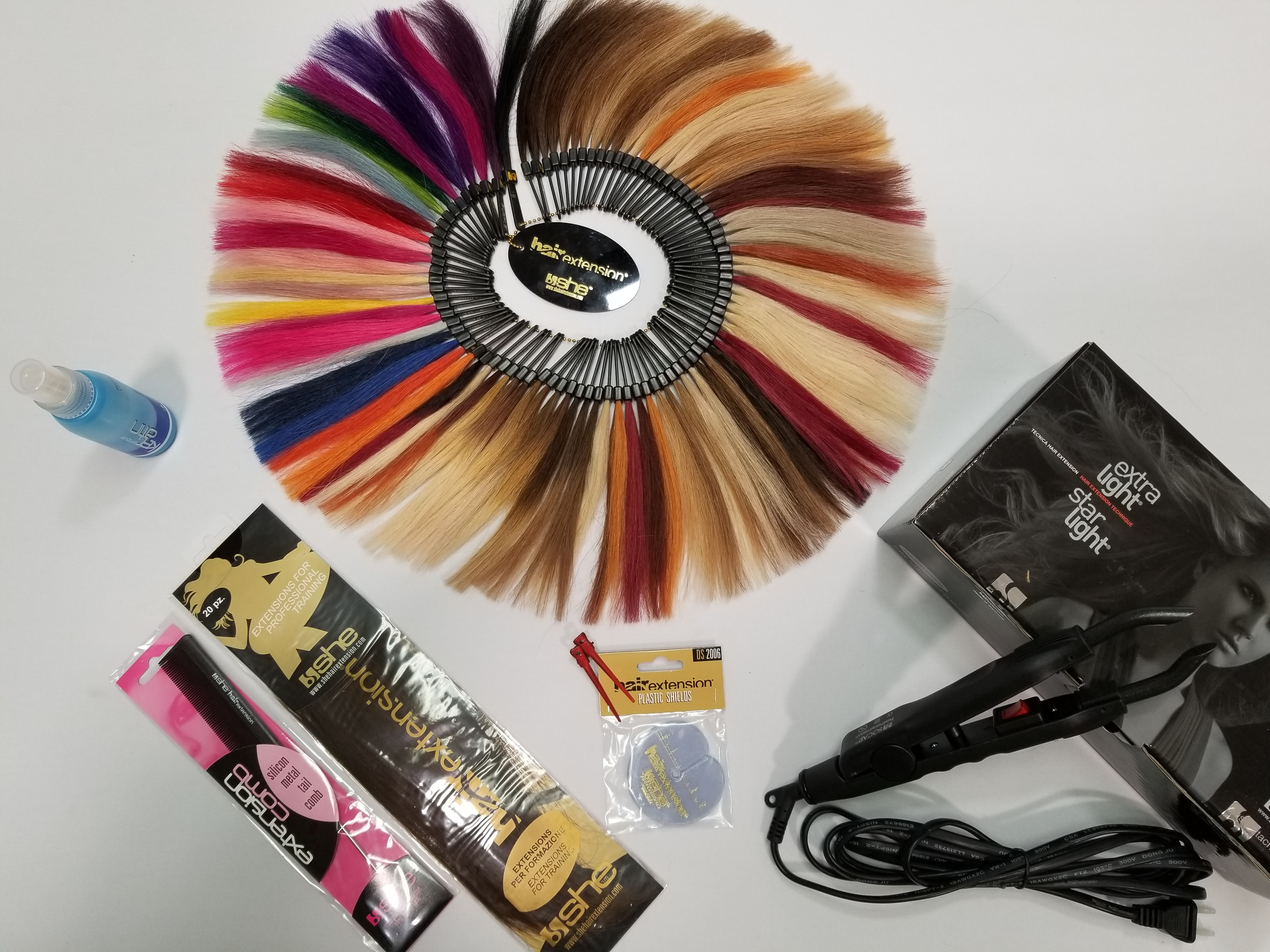 SHE Extra Light Kit $1224