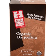 Organic Darjeeling from Equal Exchange
