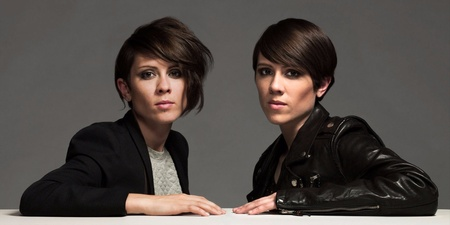 """Tegan & Sara's Tegan Quin on reclaiming intelligent pop and understanding """"how profoundlyimmediate everything is"""""""