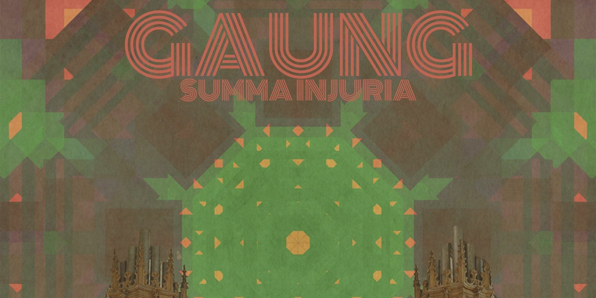Gaung teases forthcoming debut album with latest single 'Summa Injuria'—listen