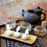 Nyot Ou Dragon Balls Sheng Pu Erh Tea from Siam Tee Shop