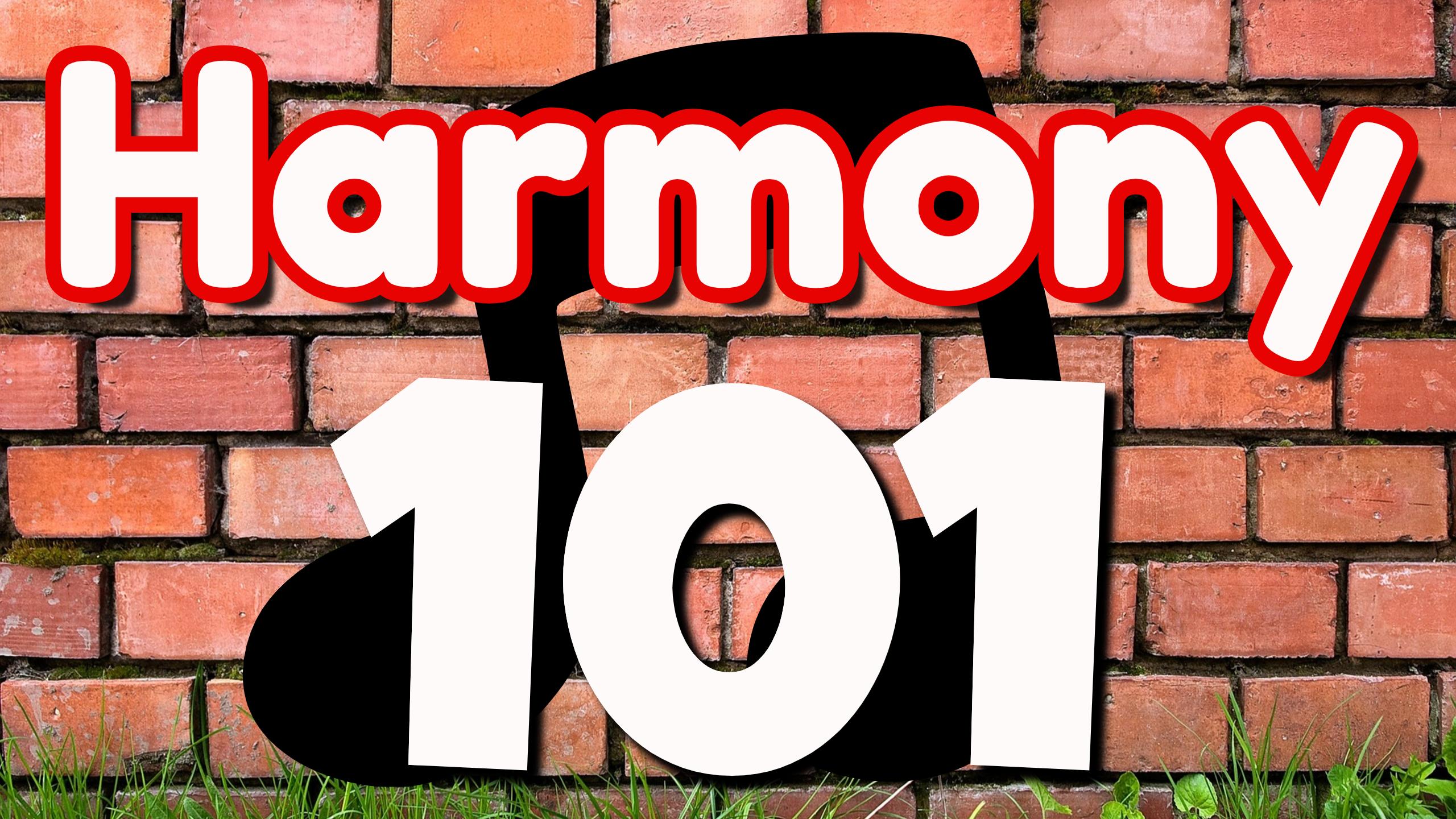 Jazz Harmony 101 thumbnail image