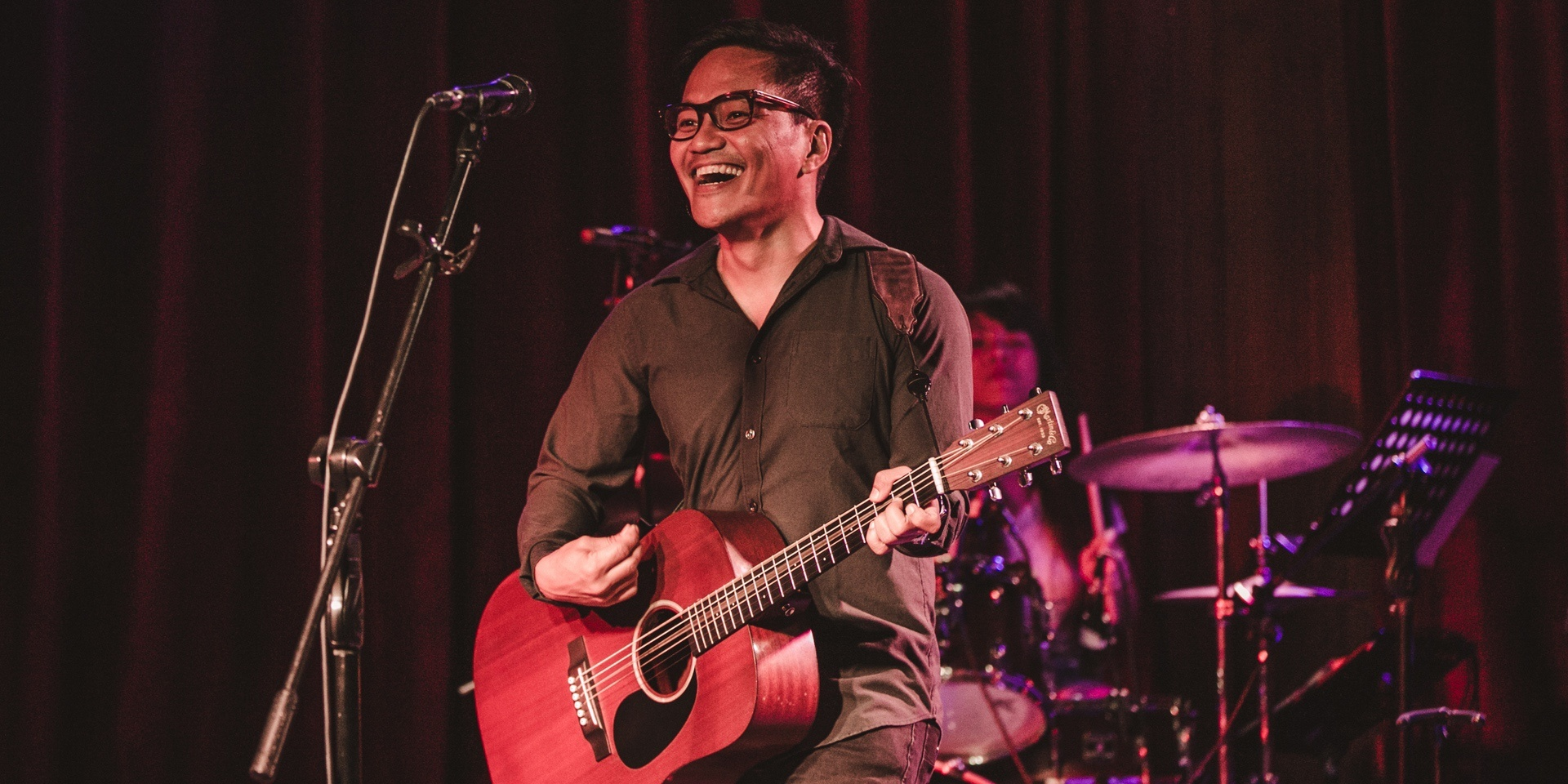 Ebe Dancel to perform in One Music PH's digital concert series