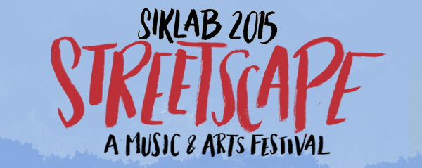 Siklab 2015: Streetscape