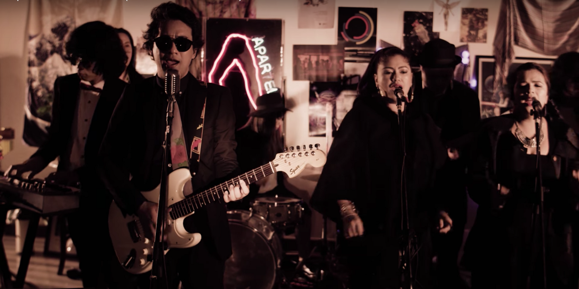 """WATCH: Apartel releases giallo-inspired music video for """"Sala sa Init"""""""