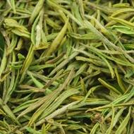 Yu Qian An Ji Bai Cha Organic Green Tea 2012 from Seven Cups