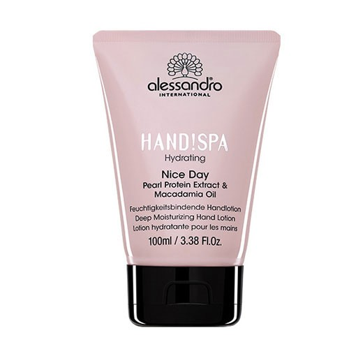 Lotion Hydratante pour les Mains Nice Day Hand Spa