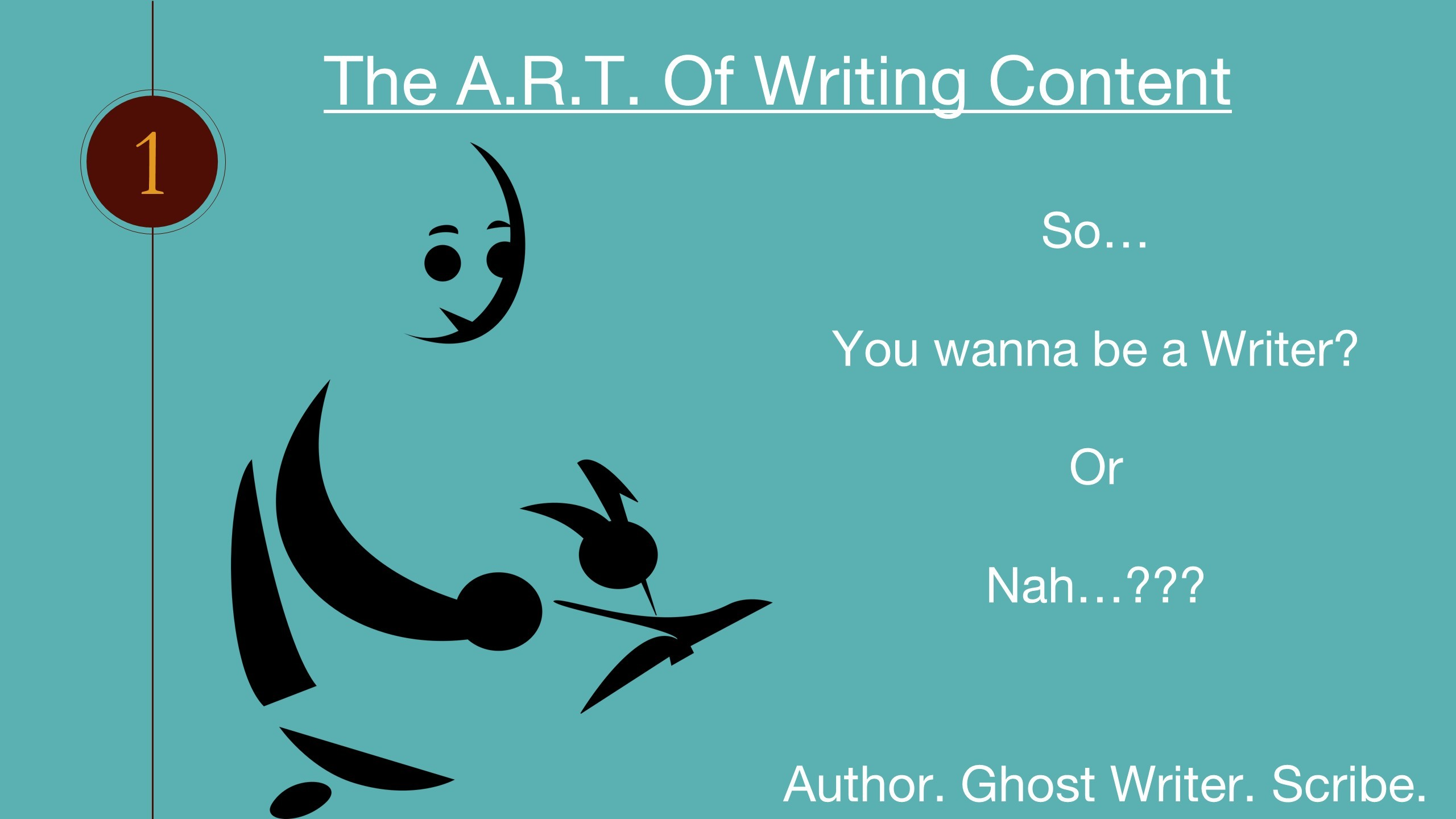 The A.R.T. of Writing Catchy Content