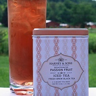 Decaf Passion Fruit Iced from Harney & Sons