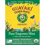 Pure Empower Mint from Guayaki