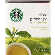 China Green Tips from Starbucks