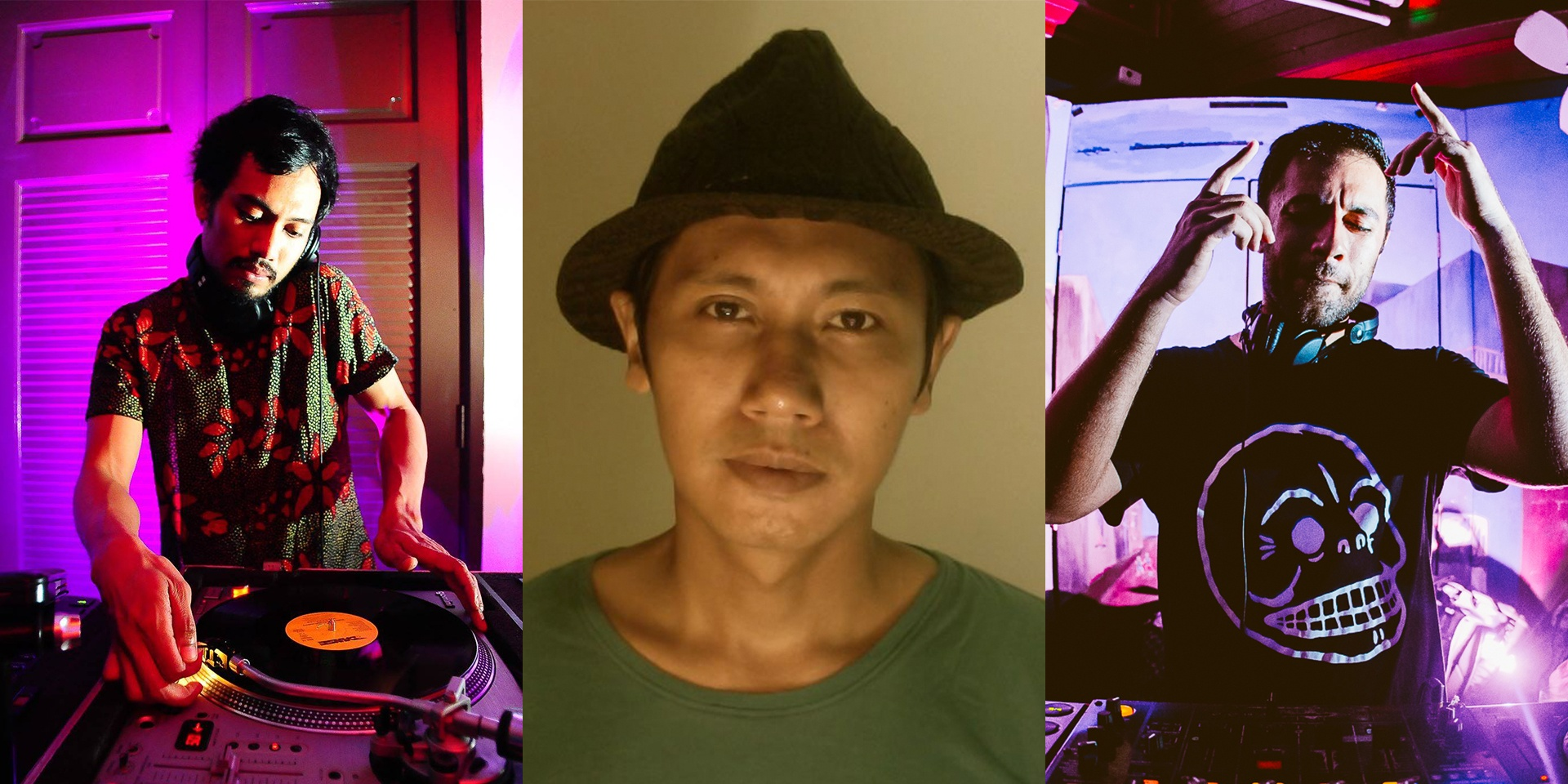 Yadin, Marvin Gold and Bhayology to play TropiLocal by W Singapore x Bandwagon