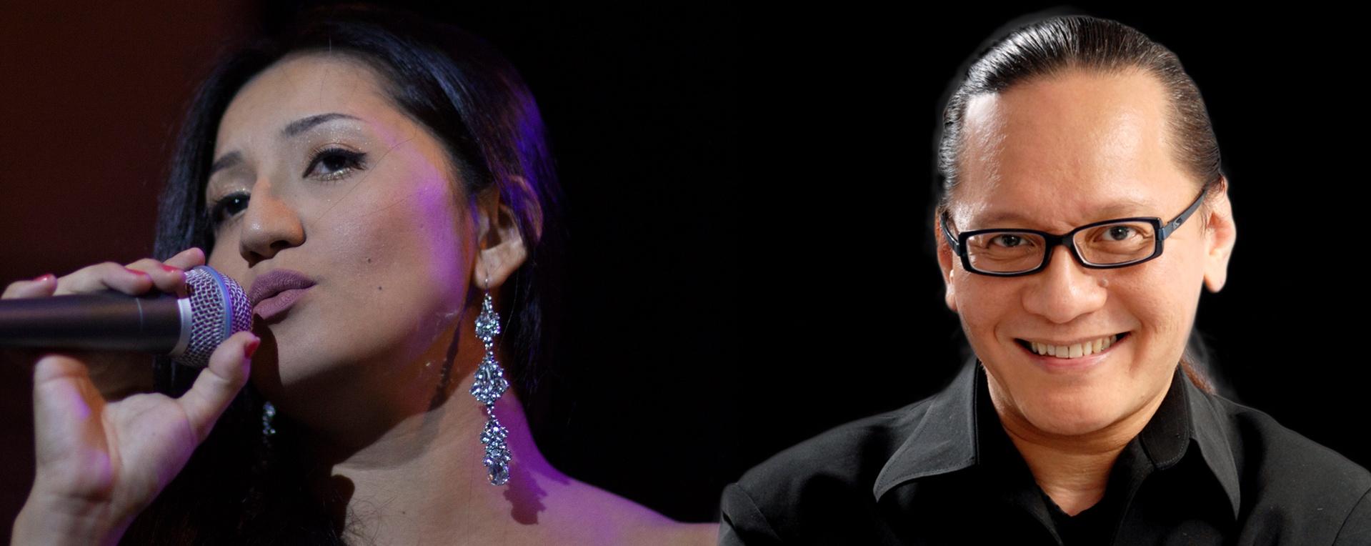 Beverly Morata and Mario Serio