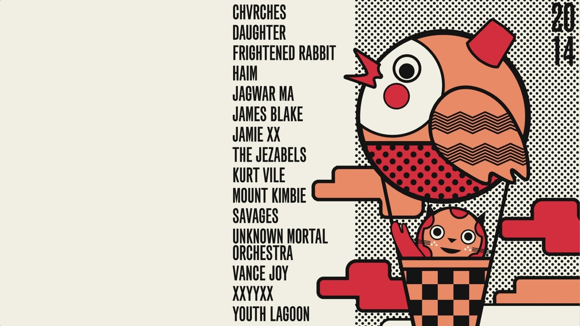 Laneway Festival Singapore 2014