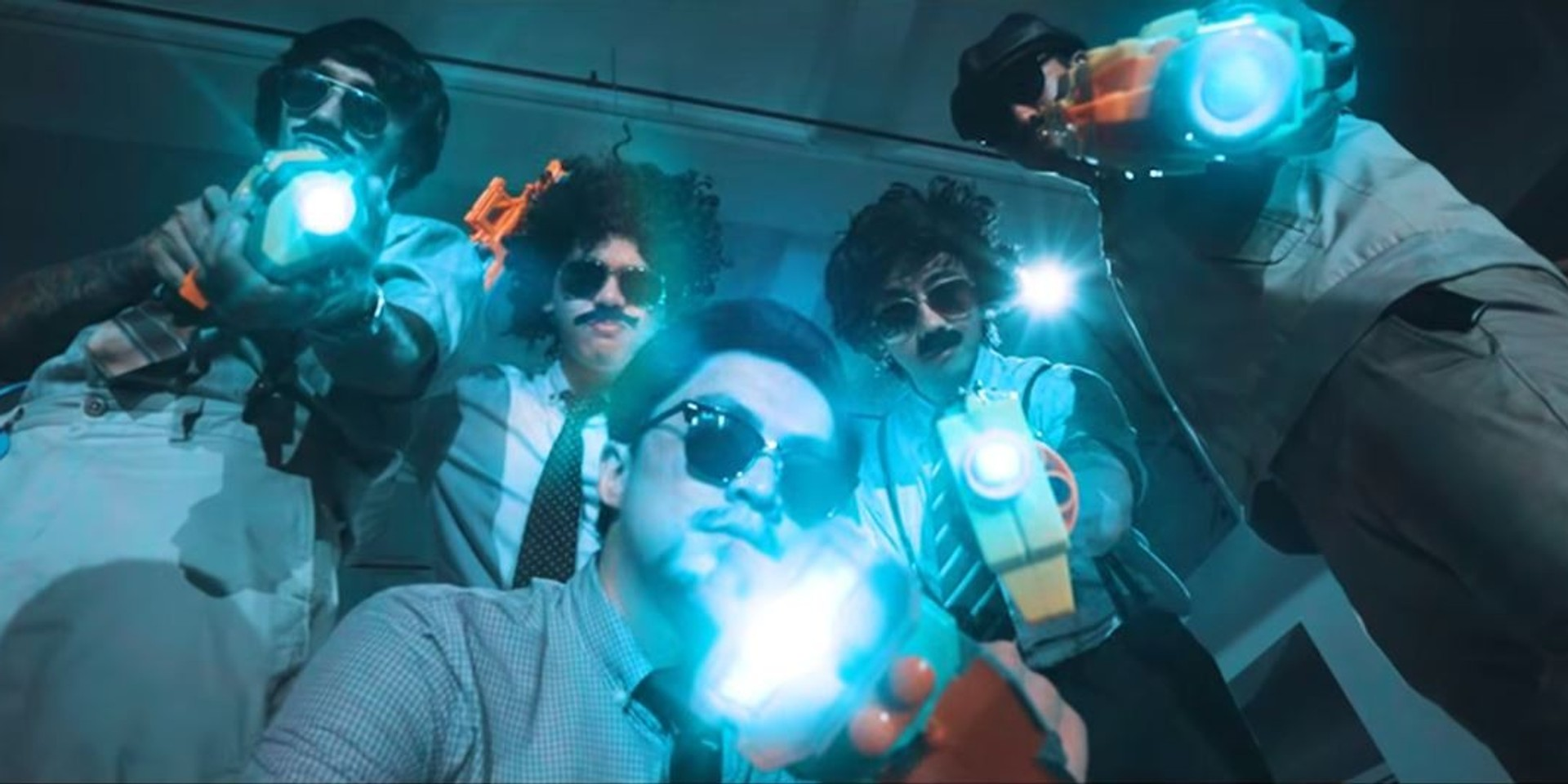 Chicosci play cops and robbers in new 'Revalation' video – watch