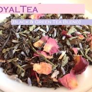 RoyalTea {Black & Green Tea Blend} from iHeartTeas