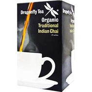 Organic Traditional Indian Chai from Dragonfly Tea