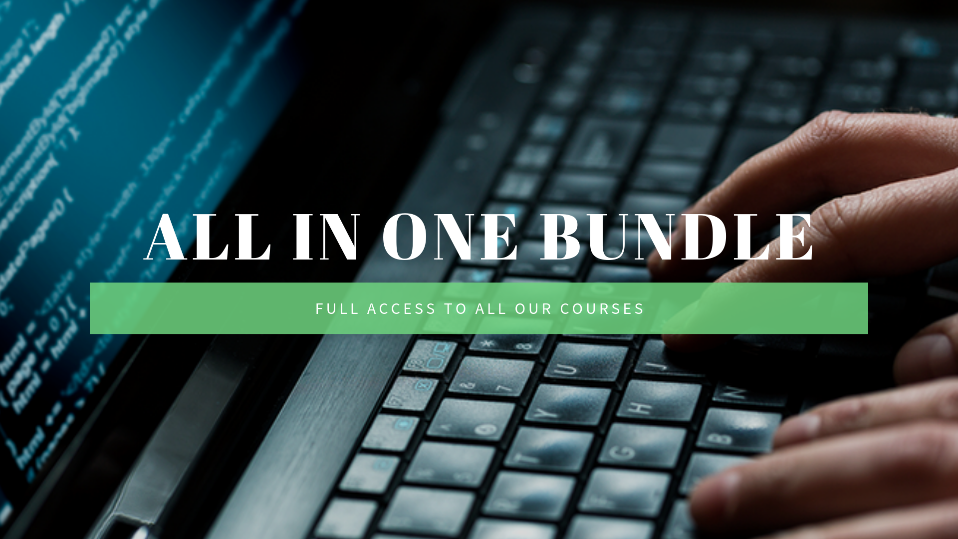 All in One Bundle- Full Access to all our Courses | Trading