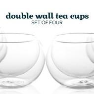 Double Wall Tea Cups from DAVIDsTEA