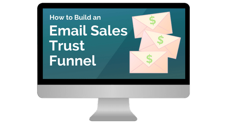 how to makes sales with email marketing to make money blogging