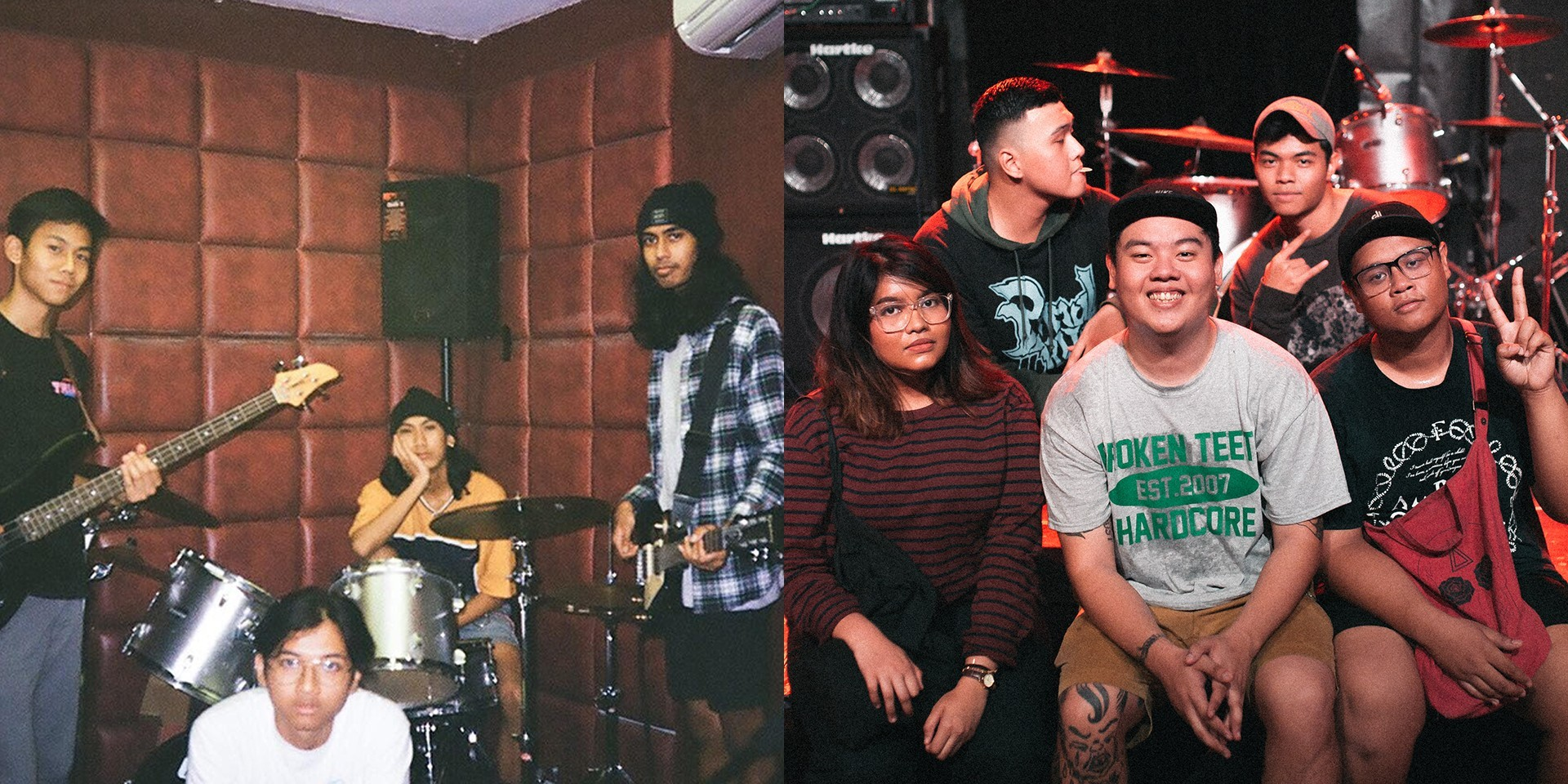 An introduction to 6 up-and-coming Singaporean hardcore bands