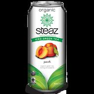 Iced Green Tea: Peach from Steaz