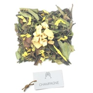 champagne from Bruu Tea