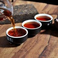 "2000 ""7562 Recipe"" Aged Ripe Pu-erh Tea Brick from Yunnan Sourcing"