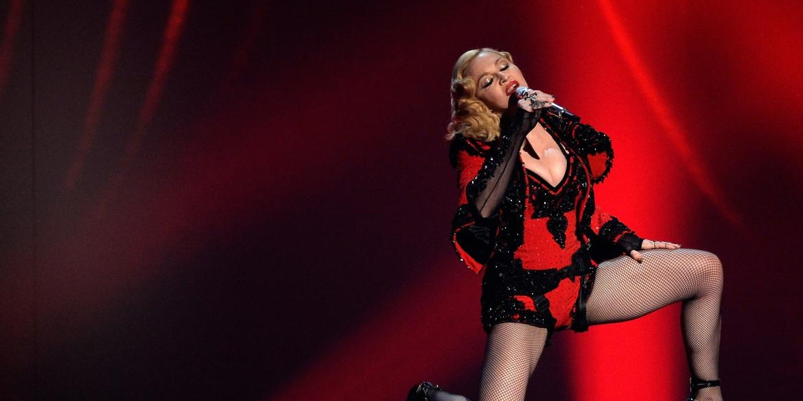 Madonna's first Singapore show rated R18, ticket prices revealed