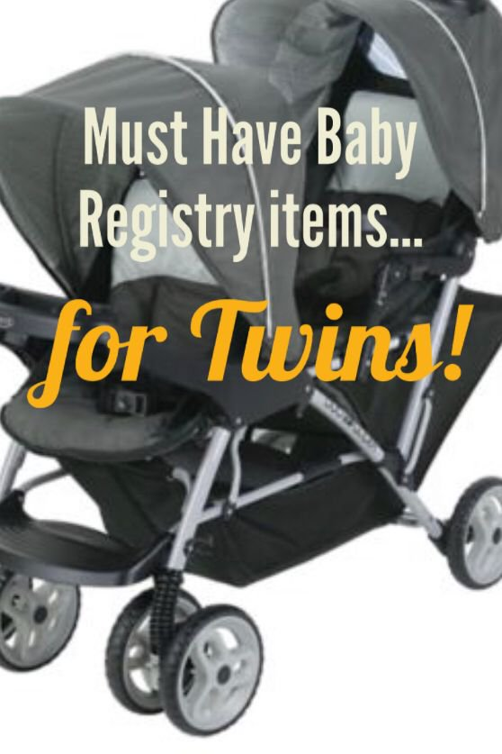 Let Mommy Sleep's Amazon Registry for Twins