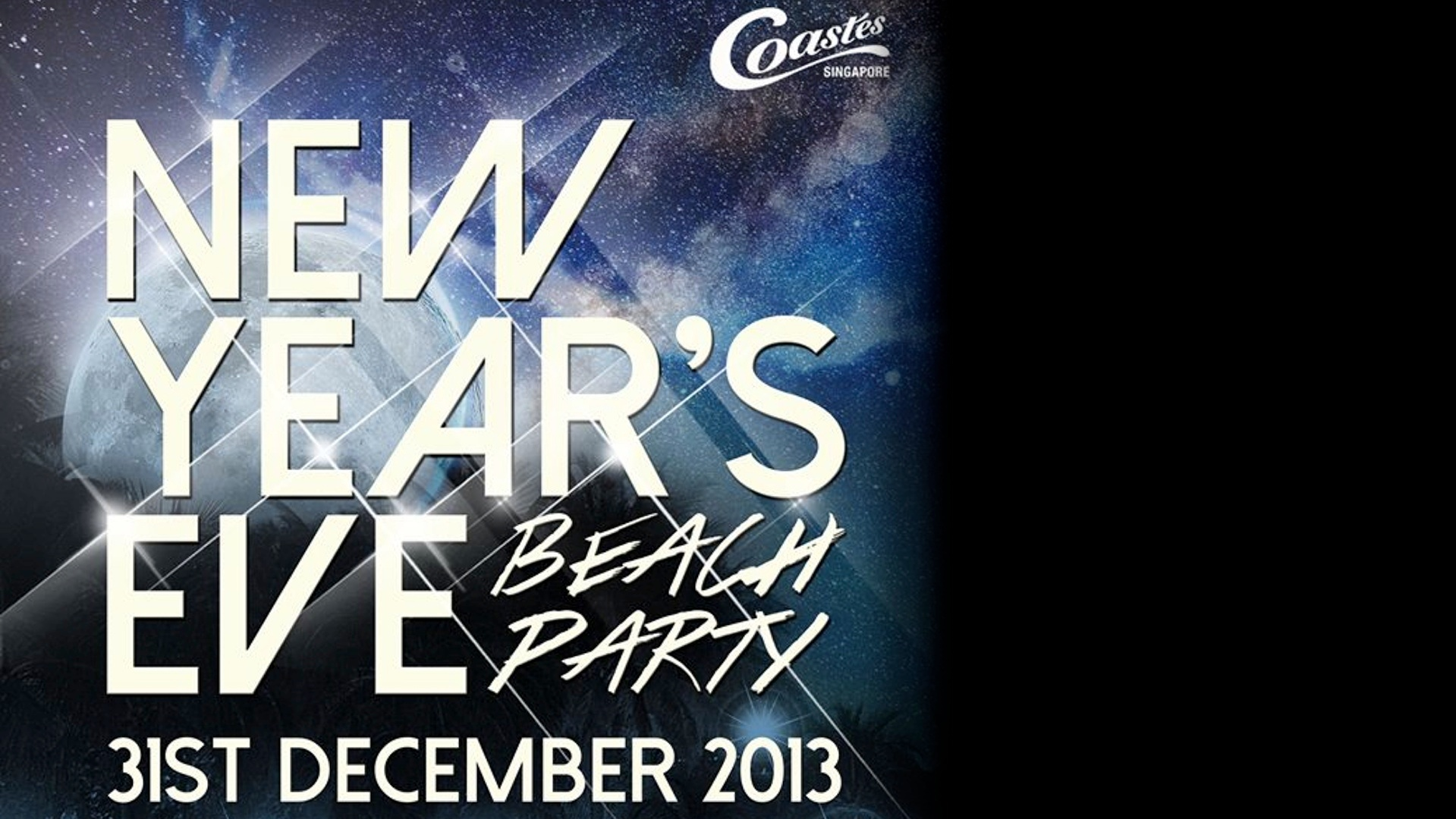 New Year's Eve @ Coastes