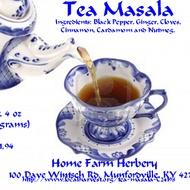 Tea Masala from Home Farm Herbery