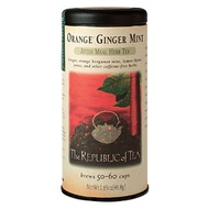 Orange Ginger Mint from The Republic of Tea