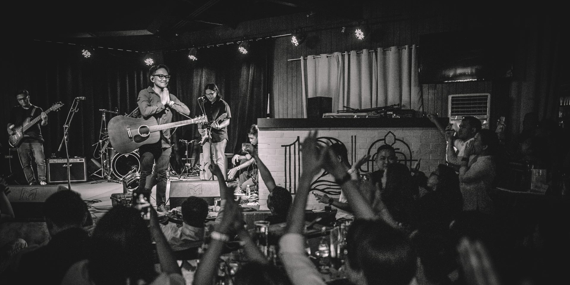 Ebe Dancel announces indefinite hiatus from live music