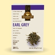 Earl Grey Tea from Second Cup