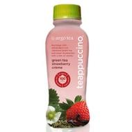 Green Tea Strawberry Creme Teappuccino from Argo Tea