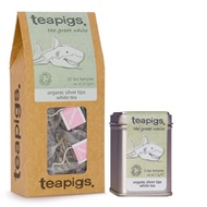 Silver Tips White Tea from Teapigs