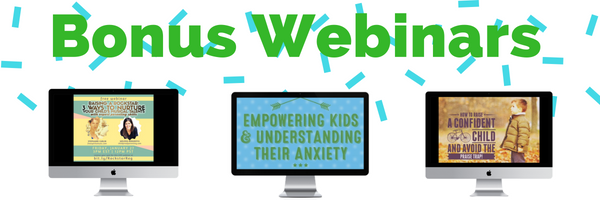 bonus webinars