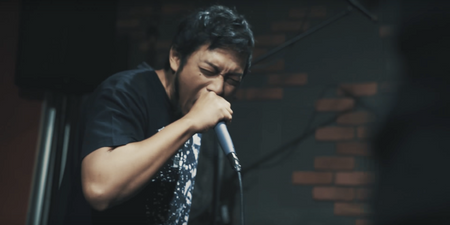 WATCH: Wormrot performs four songs off their blistering new album at The Music Parlour
