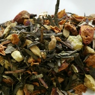 Tropical Rose Green from Saint Simons Tea Company