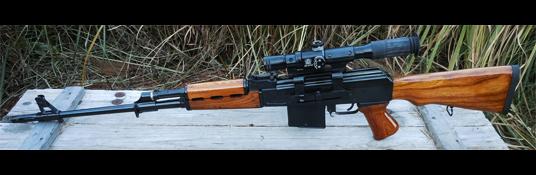 Custom build by supplier YUGO M76 30-06 SNIPER RIFLE | Dragon Armory