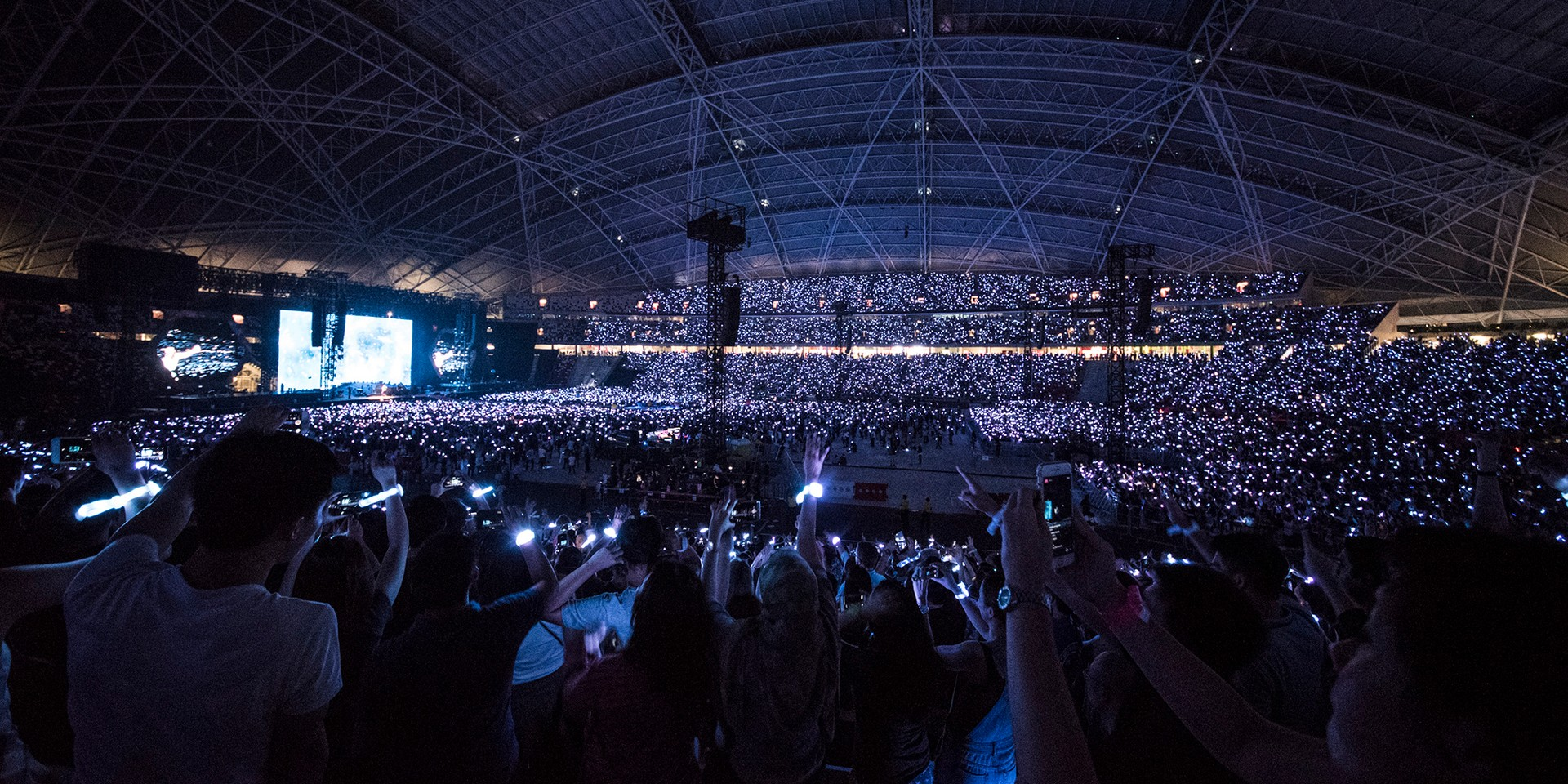 7 of the biggest concerts held in Singapore