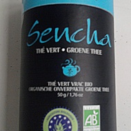 Sencha from Touch Organic